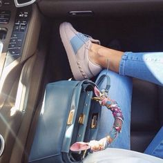valentino sneakers pale pink and blue, skinny jeans, hermes, handbag, scarf, bag, street wear, fashion