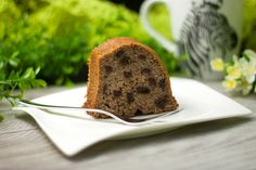 Low carb Chocolate-Chip-Cake