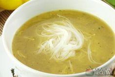 Receita de Caldo de peixe em receitas de sopas e caldos, veja essa e outras receitas aqui!