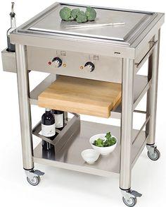 Joko Domus Kitchen Carts   New Italian Furniture On Wheels .