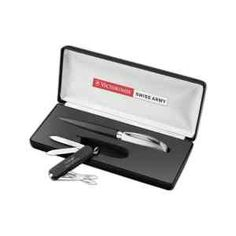 Classic SD/Victorinox Swiss Army Pen Gift set. $58.00 +