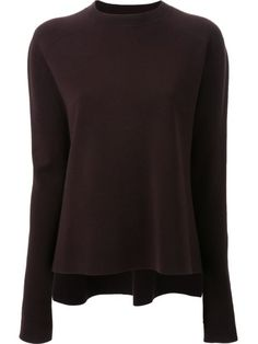 Shop Scanlan Theodore crew neck sweater in Scanlan Theodore from the world's best independent boutiques at farfetch.com. Shop 400 boutiques at one address.