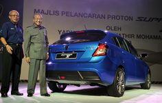 Proton announces clean energy car that runs on govt nurturing