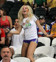 #Babe of the #WorldCup Fifa World Cup, Babe
