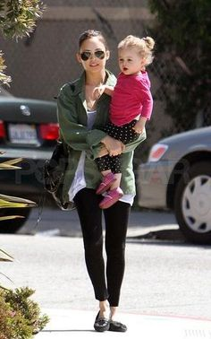 Nicole Richie Out and about with Joel and Harlow in Los Angeles May 06 2010