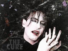 Robert smith from The Cure band The Cure Band, Robert Smith, Photoshop, Artist, Dress, Dresses, Artists, Vestidos, Gown