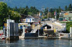 ... Canada · Chemainus Ferry Terminal, Chemainus, Cowichan Valley, Vancouver Island, British Columbia, Canada