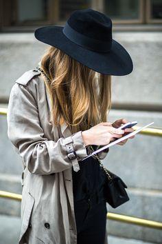 New York Fashion Week AW15 Hub