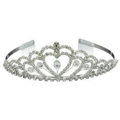 Tiara Style 60409 in Silver