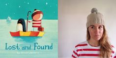 six super simple picture book halloween costumes: LOST AND FOUND by Oliver Jeffers Halloween costume