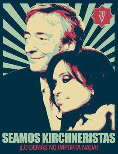 No fue magia Protest Posters, Movie Posters, Nestor Kirchner, Stencils, Stickers, Blog, Fictional Characters, Chile, Soda