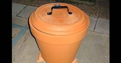 Clay pots are a lot more useful than you think. - BBQ Pot http://www.goodshomedesign.com/diy-clay-pot-smoker/