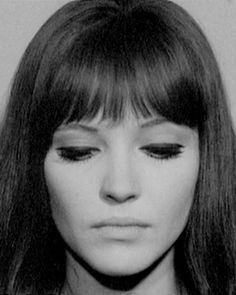 anna karina bangs - Google Search