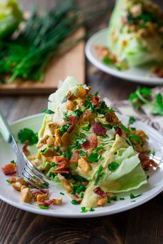 The Curry Wedge Salad   Healthy Seasonal Recipes, Primal, gluten-free and under 300 calories!