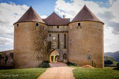 Chateau de Berzé.