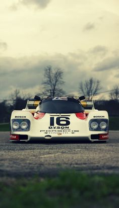 1986 Porsche 962 Race Car (something I haven't done yet..... I want to drive one).