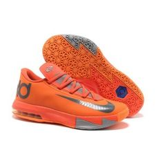 3910664b84d Fast Shipping To Buy Total Orange Armory Slate Nike Zoom KD 6 Discount