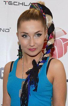 #Eurovision 2014: Poland: My Słowianie (Slavic Girls): Donatan and Cleo. This one is a bit nauty