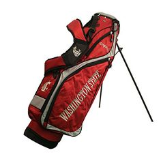Team Golf 46227 Washington State NCAA Nassau Stand Bag * You can get additional details at the image link.