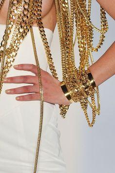 A touch of gold - Tempo da Delicadeza