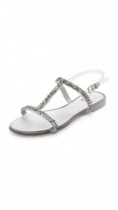 ce576ce5027d04 The Sparkly Sandals We re Wearing This Summer