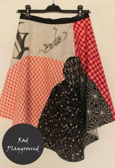 scrappy skirt=====http://radplayground.ro/