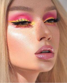 - Beauty - - make-up ✎ ✎ - . - Make-Up Makeup Eye Looks, Eye Makeup Art, Cute Makeup, Glam Makeup, Skin Makeup, Eyeshadow Makeup, Makeup Kit, Makeup Wipes, Makeup Bags