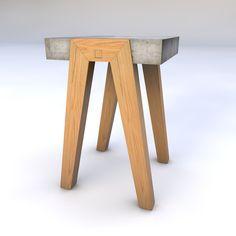 stool/ side table Hector Leon PRJ67