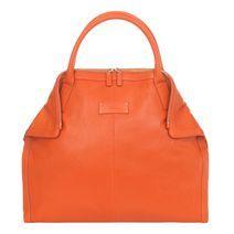 Orange City Leather Demanta Tote