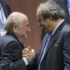 Condannati Blatter e Platinì