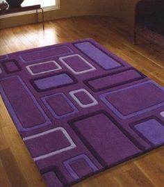 Gray Purple 4 X 5 4 Quot Exact Size Office Home D 233 Cor Shag