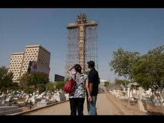 """GIANT CROSS built in Pakistan """"after Man dreamt GOD told him to build it."""""""