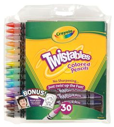 I recently discovered these for marking in my Bible. They are easy to use, and clearly don't bleed through since they are colored pencils, not highlighters! Since I'm obsessed with color-coding, I now use them in my calendar, too!