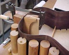 Charles Fox's lutherie school in Portland, OR. Yes, please!