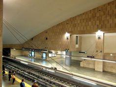 As mais incríveis Estações de Metrô do mundo - Estação Alameda em Lisboa2