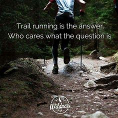 Trail running More