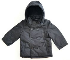 Boys Jacket GEORGE Brand Sizes XXS, S, M, L Quality Outdoor Hoodie NEW Ages 2-12