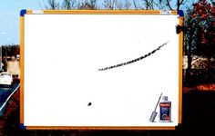 "Tipp-ex Correction Fluid: ""BLANK"" Print Ad  by Grey Advertising"