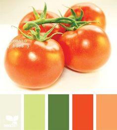 Сама пользуюсь этими программами - Color Scheme Designer и Kuler (ссылки удалила, если надо скину в личку) Вот некоторые сочетания цветов (мне очень помогают эти картинки):…