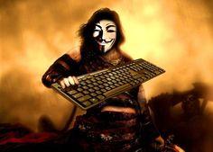 #Anonymous #5N #5Noviembre #5November #VdeVendetta #ExpectUS #Legion #Anon_family #consciousness #art #artistsoninstagram #artwork #artist #venganza #pueblo #photo #photooftheday #anon #nov5th #fucknwo #corruptioningovernment #succes #colour #hakcivism #motivated #hackers #TangoDown #hacktivist #world
