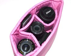 Darby Mack Designs - Blushing bride - camera bag insert