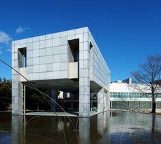 AD Classics: Museum of Modern Art, Gunma / Arata Isozaki
