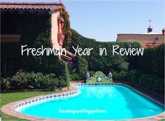 Freshman Year In Review