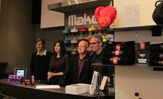 MakerBot Academy—and tinkering—heading to classrooms Startup News, Shop Class, Business Journal, Pta, Printers, Fundraising, Schools, Students, Classroom