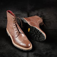 Quality, craftsmanship, excellent service, beautiful design – Leatherfoot offers only the best to our discerning customers. We are unequivocally passionate about fine footwear, and we want to share that passion with our fellow shoe enthusiasts. Calf Leather, Leather Boots, Rider Boots, Mens Designer Shoes, Classic Man, Men S Shoes, Cole Haan, Calves, Oxford Shoes