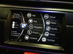 Tablet in Car BMW i Samsung Tab easy installation with steering wheel control Custom Car Audio, Custom Cars, Car Head Units, Samsung Tabs, Bmw 328i, Nexus 7, Bmw X3, Bmw 3 Series, Ads