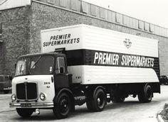 AEC Mercury MkII Tractor (GM4RA) '1961–65