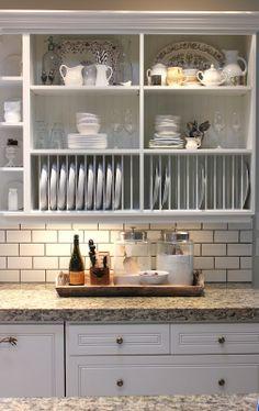 forever*cottage: Will break d.i.y. rules for subway tile....