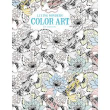 Michaels Adult Coloring Books and Water Color Pencils & Markers