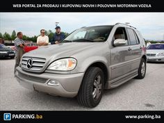 Mercedes-Benz ML 350 3.5 Special Edition